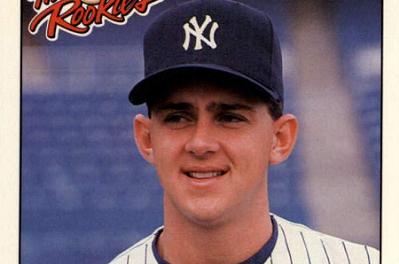 1992 Donruss 'The Rookies' Mike Draper Broke the Mold