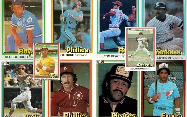 1981 Donruss Baseball Cards – 10 Most Valuable