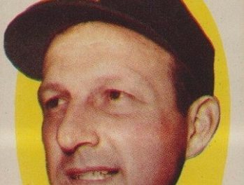 1963 Topps Peel-Off Stan Musial Stuck Its Neck Out … and Lost
