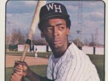 1979 TCMA Willie McGee West Haven Yankees from a Pinstriped Alternate Universe