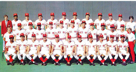1981 Reds Team Photo Painful for More than Just the Polyester