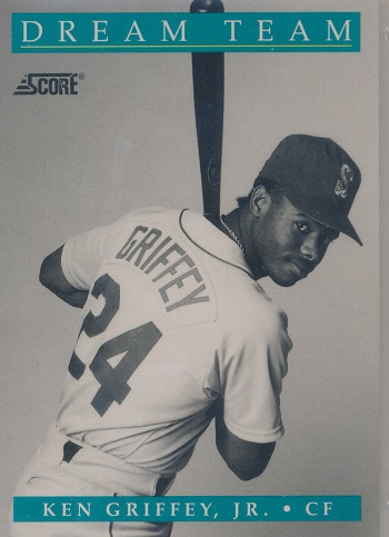 1991 Score Ken  Griffey  Jr.