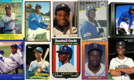 The 12 Most Important Ken Griffey Jr. Rookie Cards