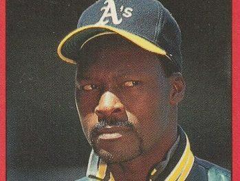 1989 Fleer League Leaders Dave Stewart Can't Even Believe It
