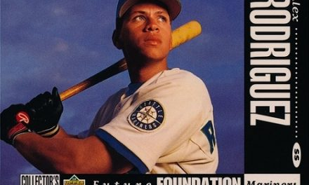 Alex Rodriguez Rookie Cards on eBay — Most Watched!