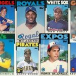 1986 Topps Traded Baseball Cards – 10 Most Valuable