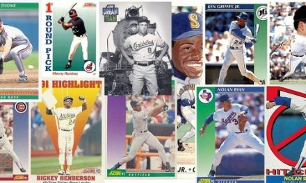 1992 Score Baseball Cards – 10 Most Valuable
