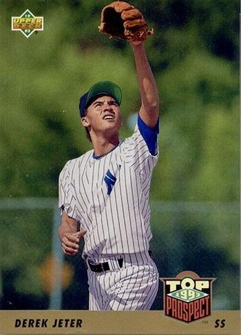 1993 Upper Deck Derek Jeter