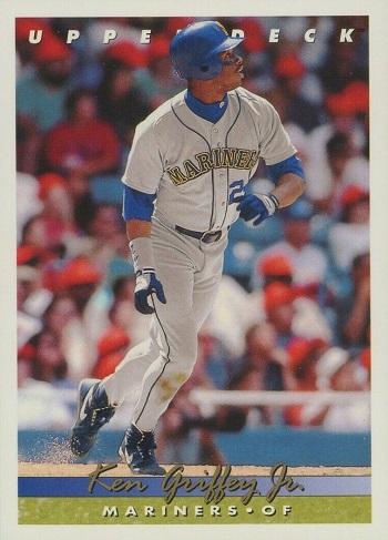 1993 Upper Deck Ken Griffey Jr