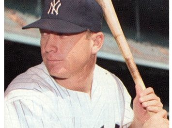 1969 Topps Super Mickey Mantle Not Super-fluous