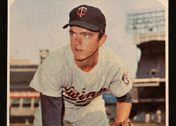 1971 Topps Bert Blyleven Proved Letter-Worthy After All