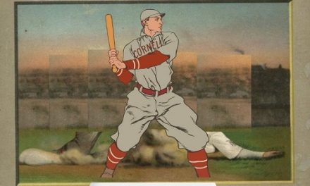 When Was the First Baseball Card Made?