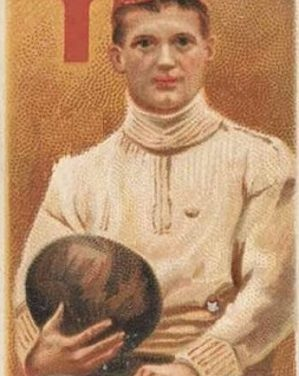What Is the Oldest Football Card?